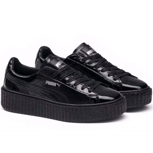 the latest fb9e1 d495b Puma Creeper Cracked Leather for men NWT